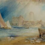 Pembroke Castle by JMW Turner