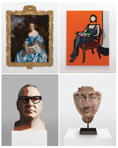 Julian Opie Collected Works