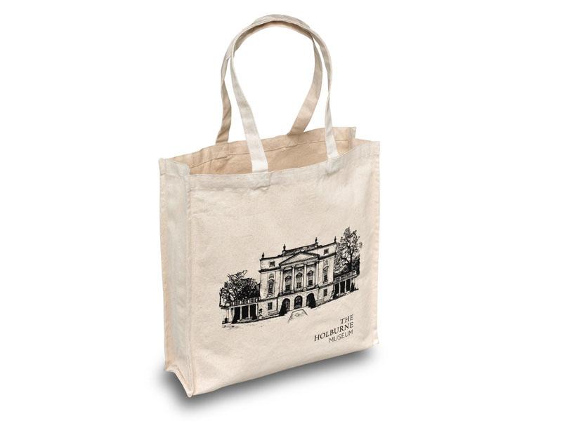 the holburne museum shopping bag