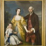 The Pitt Family of Encombe, c.1758/61