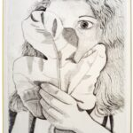 Girl with Fig Leaf, Lucian Freud, 1947 (c) Lucian Freud Archive / Bridgeman Images