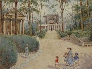 Sydney Gardens Promenade @ The Holburne Museum