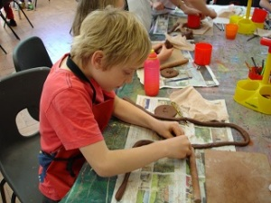 Saturday Art Club for 5-13 yr olds - Clay Art @ The Holburne Museum