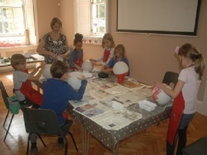 Saturday Printmaking Fun Workshop @ The Holburne Museum