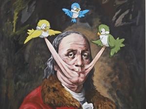 Djordje Ozbolt: The Grand Detour @ The Holburne Museum