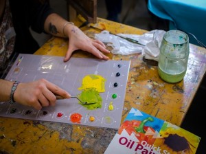 Saturday Art Masterclasses - Quick Start Art (R) Oil Painting: An Introduction @ The Holburne Museum