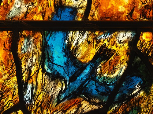 Stained-glass by Thomas Denny