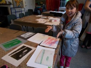 Saturday Art Club (5-13 Years) Perfect Prints FULLY BOOKED @ The Holburne Museum