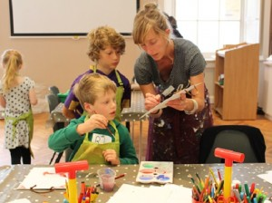 Saturday Art Club - Mini Mementos @ The Holburne Museum