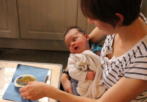 Arty Babies (Up to 9 months) @ The Gardener's Lodge | England | United Kingdom