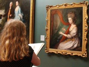 Gainsborough and the Full-Length Portrait @ The Holburne Museum
