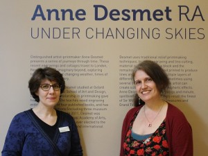 In Conversation with Anne Desmet @ The Holburne Museum