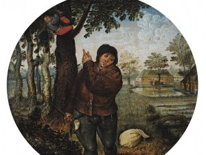 Who was Bruegel  @ The Holburne Museum