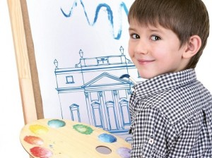 Easter Art Camp (5-11 year old's) @ The Holburne Museum
