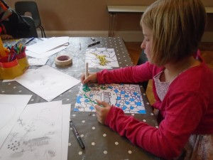 Saturday Art Club - Flowers 'n' Fruit @ The Holburne Museum