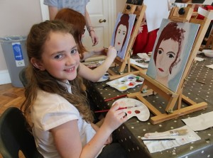 Saturday Art Club  Picture-Perfect Portraits FULLY BOOKED @ The Holburne Museum