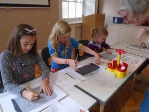 Saturday Art Club - Printed Patterns  @ The Holburne Museum