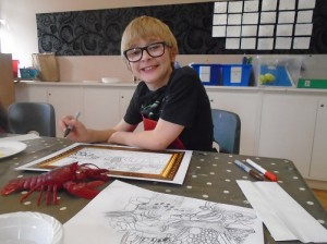 Saturday Art Club - Nature Inspires @ The Holburne Museum