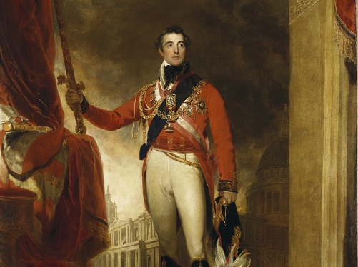 Sir Thomas Lawrence, Detail of Arthur Wellesley, 1st Duke of Wellington, 1814-15 Royal Collection Trust/© Her Majesty Queen Elizabeth II 2017