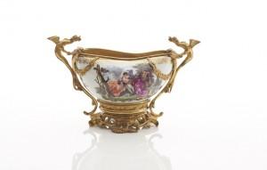 Meissen Porcelain bourdaloue