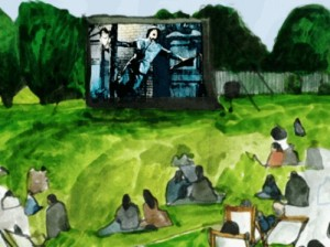 San Miguel Picturehouse Pop- Up Cinema @ The Holburne Museum