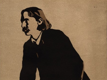 Robert Louis Stevenson © National Portrait Gallery London (detail)