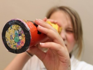 Free Holiday Drop-Ins: Spooky Kaleidoscopes @ The Holburne Museum
