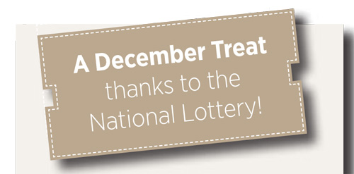 National Lottery Ticket