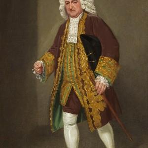 Samuel de Wilde, Richard Wilson as Sir Francis Wronghead in The Provok'd Husband (1790)