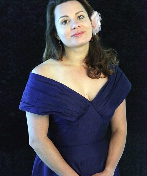 Maria Danishvar Brown (Soprano)