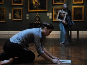 Student Performance: The Moving Exhibition  @ The Holburne Museum