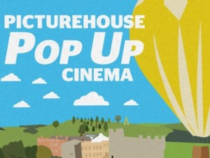 Pop Up Cinema @ The Holburne Museum