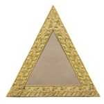 Triangle from the Holburne sisters' Family Album
