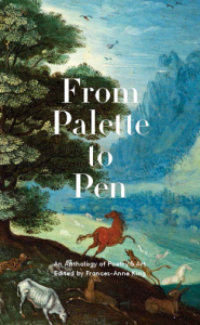 Front cover of the book From Palette to Pen