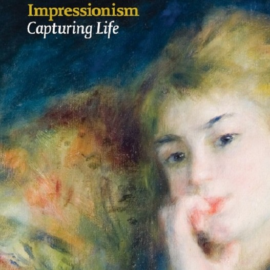 Impressionism - Capturing Life Cover