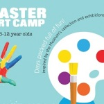 Easter art camp 16