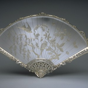 Tray, 1877/78 Elkington & Co. Silver, Sterling standard, parcel-gilt 34.5 x 58 cm Credit Line: Collection: The Worshipful Company of Goldsmiths