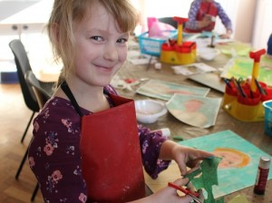 Saturday Art Club - Floral Fabric FULLY BOOKED @ The Holburne Museum