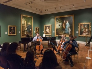 The K.E.S. Holburne Soloist Concert @ The Holburne Museum | England | United Kingdom