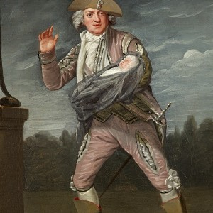 Samuel de Wilde, John Palmer (1745-98) as Don John in The Chances (1791)