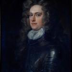 A portrait of Sir James Holburne