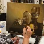 David Cranswick_Oil painting Workshop