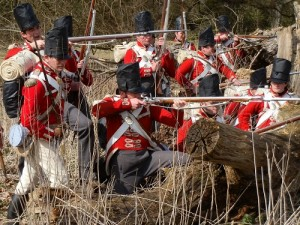 His Majesty's 33rd Regiment of Foot @ The Holburne Museum