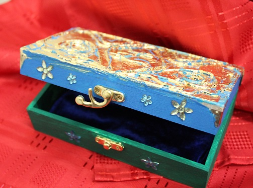 fAMILY wORKSHOP - Beautiful Boxes