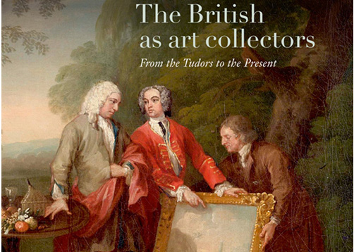 The British as Art Collectors by James Stourton