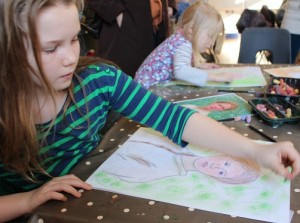 Saturday Art Club - Natural Portraits FULLY BOOKED @ The Holburne Museum | England | United Kingdom