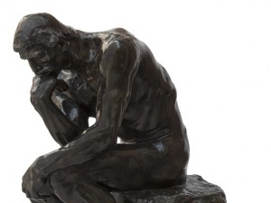 Rodin rethinking the fragment @ The Holburne Museum