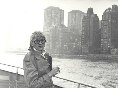 A Bigger Splash Jack Hazan's 1974 biopic of David Hockney