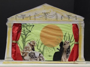 Free Family Drop-Ins: Spooky Stage Sets @ The Holburne Museum | England | United Kingdom