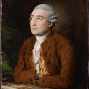 Philippe Jacques de Loutherbourg, Thomas Gainsborough